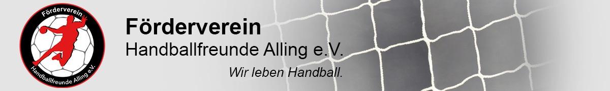 Handballfreunde Alling e.V.